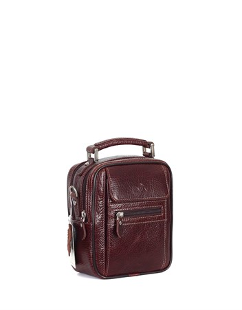 Genuine Leather Portfolio Bag - 395 - 61