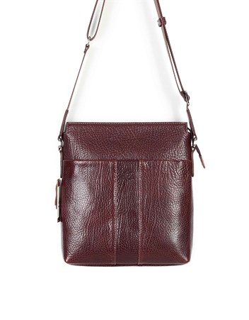 Genuine Leather Shoulder Bag - 329 - 61