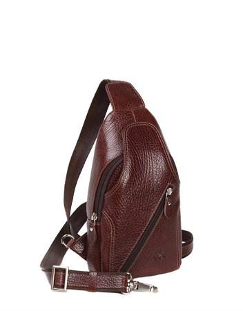 Genuine Leather Shoulder Bag - 313 - 61