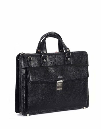 Genuine Leather Briefcase - 240 - 60
