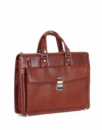 Genuine Leather Briefcase - 240 - 63