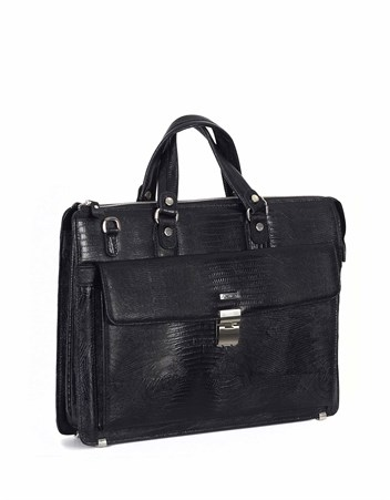 Genuine Leather Briefcase - 240 - 10