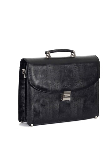Genuine Leather Briefcase - 297 - 10