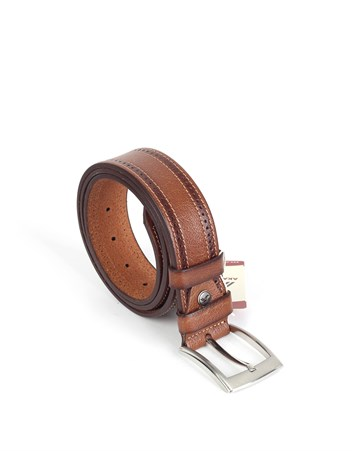 Genuine Leather Sports Mens Belts