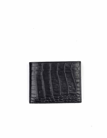Mens Leather Wallet - 517 - 12